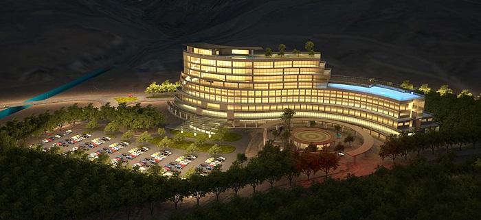 هتل های مشهور پروژه هزار و یک شهر