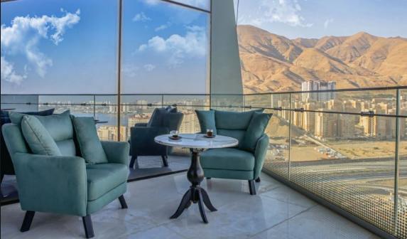 هتل بزرگ ایران مال